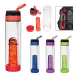 25 Oz. Tritan Bottle with Infuser