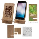 Bamboo Wood Phone Stand