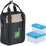 Arctic Zone Expandable Lunch Set with containers