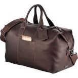 Kenneth Cole Colombian Leather 22 Duffel Bag