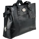 Kenneth Cole Triple Gusset 15.4 Computer Tote