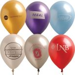 11 Pearlized Natural Latex Balloon