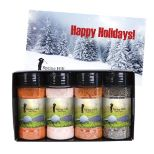 Gourmet Spice and Rub Bottle Shaker Set