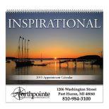 Inspirational Spiral Bound Wall Calendar