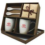 Mug & Coaster Set