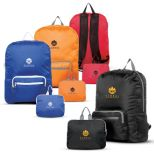 Make It Pop Packable Backpack
