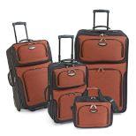 Amsterdam 4PC Luggage Set