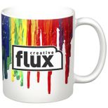 11 oz. Full Color Matte Mug