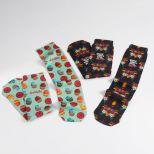 17 Dye Sublimated Tube Socks