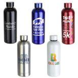 Sleek-Sip17 oz Vacuum Insulated Stainless Steel Bottle