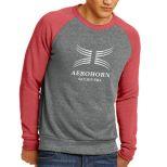 Alternative Men's Champ Colorblock Eco Fleece Sweatshirt