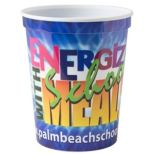 16 oz. Stadium Cup with Full Color, Edge to Edge Imprint